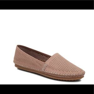 Adam Tucker Slip On Flats